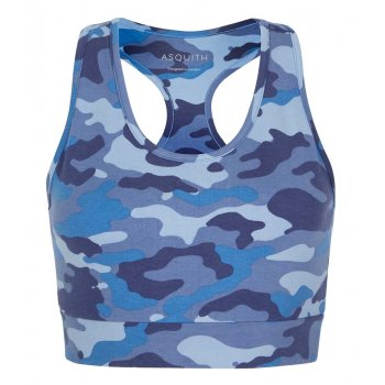 Asquith Balance Bra Top - Camo