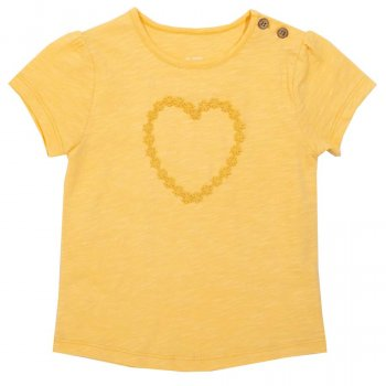 Kite Daisy Heart T-Shirt
