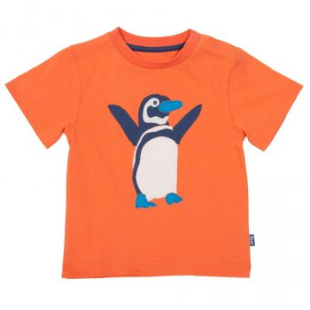 Kite Beach Penguin T-Shirt