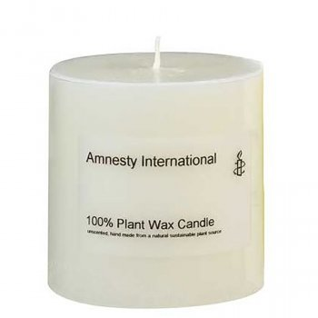 Amnesty Plant Wax Candle