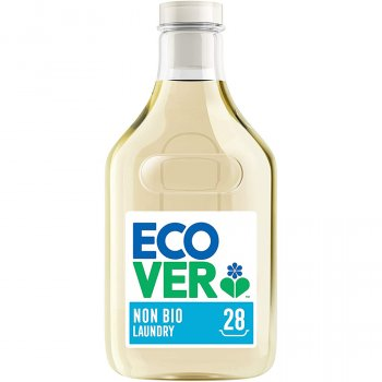 Ecover Concentrated Non-Bio Laundry Liquid - Lavender & Sandalwood - 1L - 28 Washes