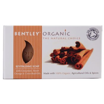 Bentley Organic Revitalising Soap 150G