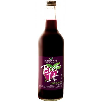 James White Beet It Organic Beetroot Juice - 750ml