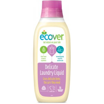 Ecover Non-Bio Delicate Laundry Liquid - Waterlily & Honeydew - 750ml - 16 Washes