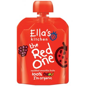 Ellas Kitchen The Red One Smoothie Fruit