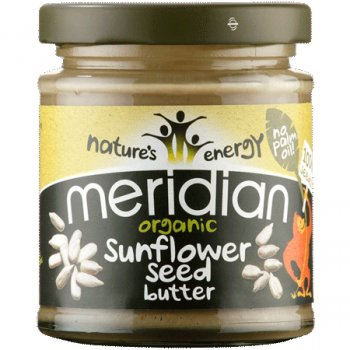 Meridian Sunflower Seed Butter Smooth - 170g