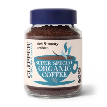Clipper Organic Instant Coffee 100g