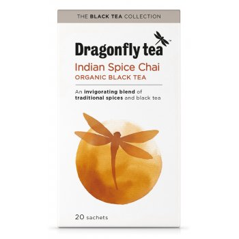 Dragonfly Black Tea Indian Chai x 20 bags