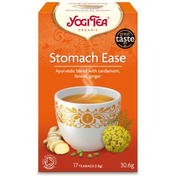 Yogi Stomach Ease Tea x 17 bags