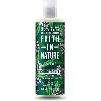 Faith In Nature Tea Tree Conditioner - 400ml