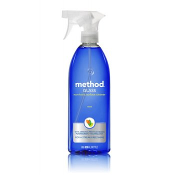 Method Glass Cleaner Spray - 828ml