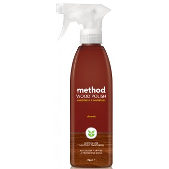 Method Wood Polish Spray - 354ml