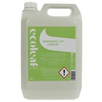 Ecoleaf Washing Up Liquid - 5L