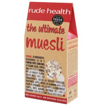 Rude Health Ultimate Organic Muesli 500g