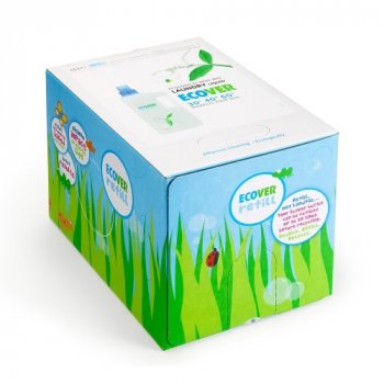 Ecover Non-Bio Laundry Liquid Bag in Box 15L