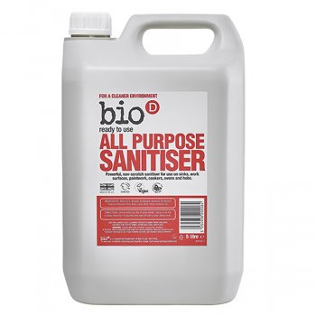 Bio D All Purpose Sanitiser - 5L