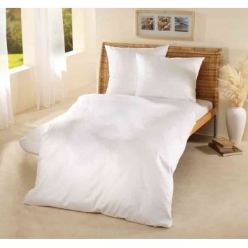 Fair Trade & Organic Sateen Fitted Sheets-Double