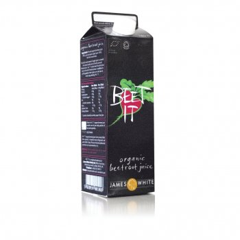 James White Organic Beet It Beetroot Juice 1 Ltr