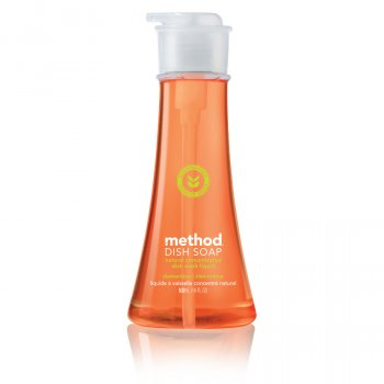 Method Washing Up Liquid Pump - Clementine 532ml