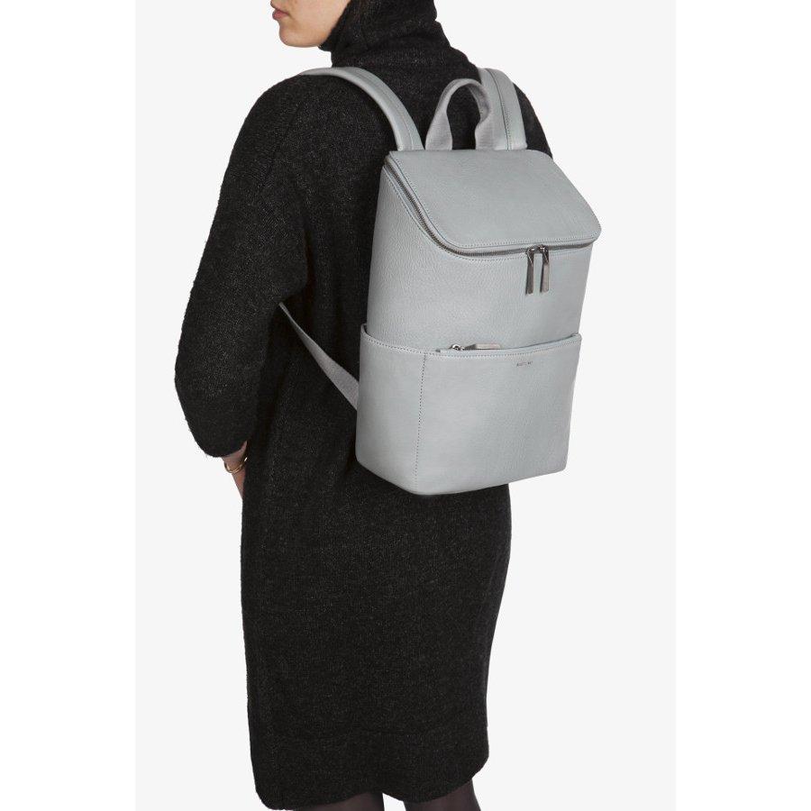 matt nat vegan brave backpack black matt nat. Black Bedroom Furniture Sets. Home Design Ideas