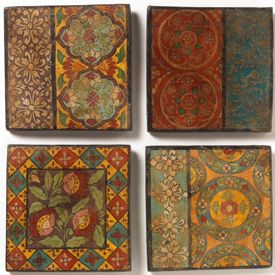 Terracotta Kitchen Wall Tiles
