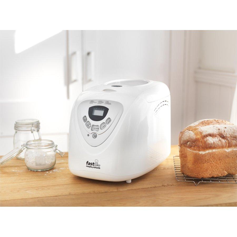 Morphy Richards Bread: Morphy Richards Fast Bake Bread Maker