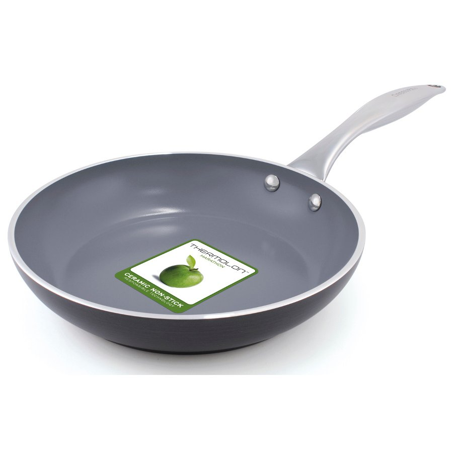 Greenpan Venice Induction Open Frypan 28cm Greenpan
