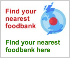 Find Your Nearest Foodbank